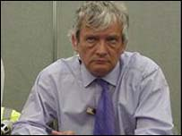 National Eisteddfod Director Elfed Roberts