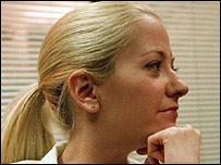 Julie Fernandez as Brenda in The Office
