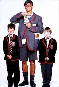 Gary Lineker in Walkers crisp advert
