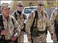 US troops in Saudi Arabia