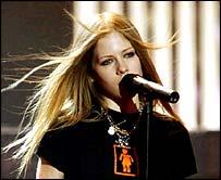 Avril Lavigne, PA