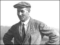 Harry Vardon won a record six times