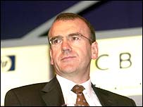 tesco CEO Terry Leahy