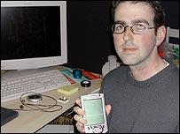 Media Lab Europe's Brendan Donovan
