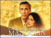 Promo for Captain Corelli's Mandolin