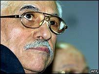 Palestinian Prime Minister Mahmoud Abbas, 29 April 2003