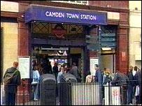 Camden Tube
