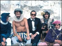 The Monty Python team, BBC/Python Pictures