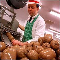 Haggis production