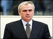 Jovica Stanisic. File photo