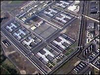 Maze prison, County Antrim