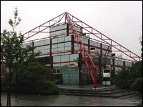 The Point cinema, Milton Keynes