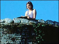Scene from I Capture The Castle