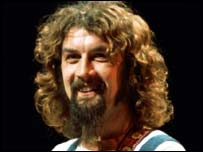 Billy Connolly in the 1970s