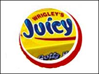 Bbc news business wrigleys new expanding chew wrigleys logo altavistaventures Gallery