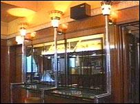 Art Deco features