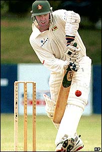 Zimbabwe captain Heath Streak