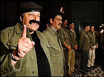 Saddam lookalikes
