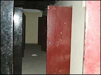 Corridor in Nyayo House