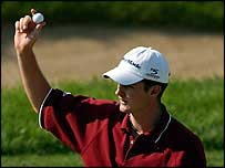 England's Justin Rose at the US Open