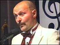 David Morris, World Whistling Champion