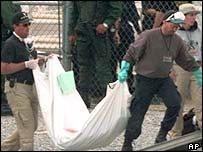 Body retrieval in Ciudad Juarez