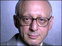 Labour MP Gerald Kaufman