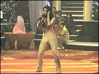 Inul dancing