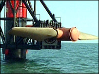 tidal turbine