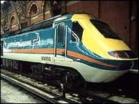 Midland Mainline train