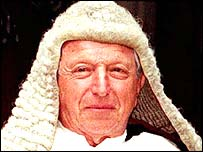 Lord Chief Justice Woolf