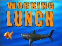 Working Lunch shark