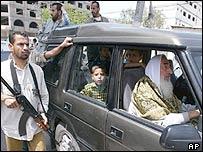 Hamas leader Ahmed Yassin