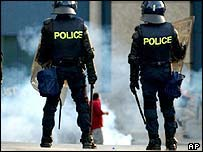 Police in Switzerland