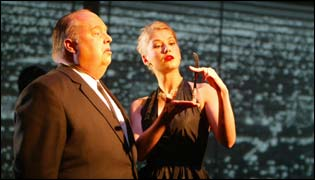 West End play Hitchcock Blonde