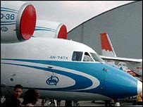 Самолет ''Ан-74''