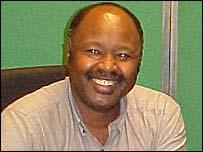 Dr Frank Njenga