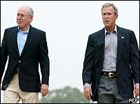 Howard and Bush