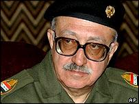 Iraq's former Deputy Prime Minister Tariq Aziz