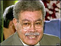 Fijian Prime Minister Laisenia Qarase