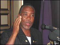 President Charles Taylor