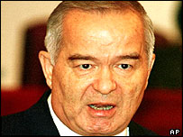 Islam Karimov, President of Uzbekistan