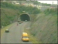 Saltash Tunnel