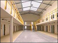 Altcourse jail, Liverpool