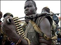 Ivorian rebel