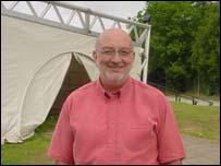 Eisteddfod chief executive Gwyn Williams
