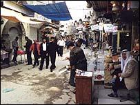Market in Mosul