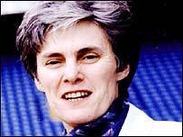 Pauline Stratton was a volunteer nurse