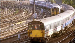 Rail passengers face inflation busting rise