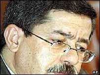 New candidate Ahmed Ouyahia
